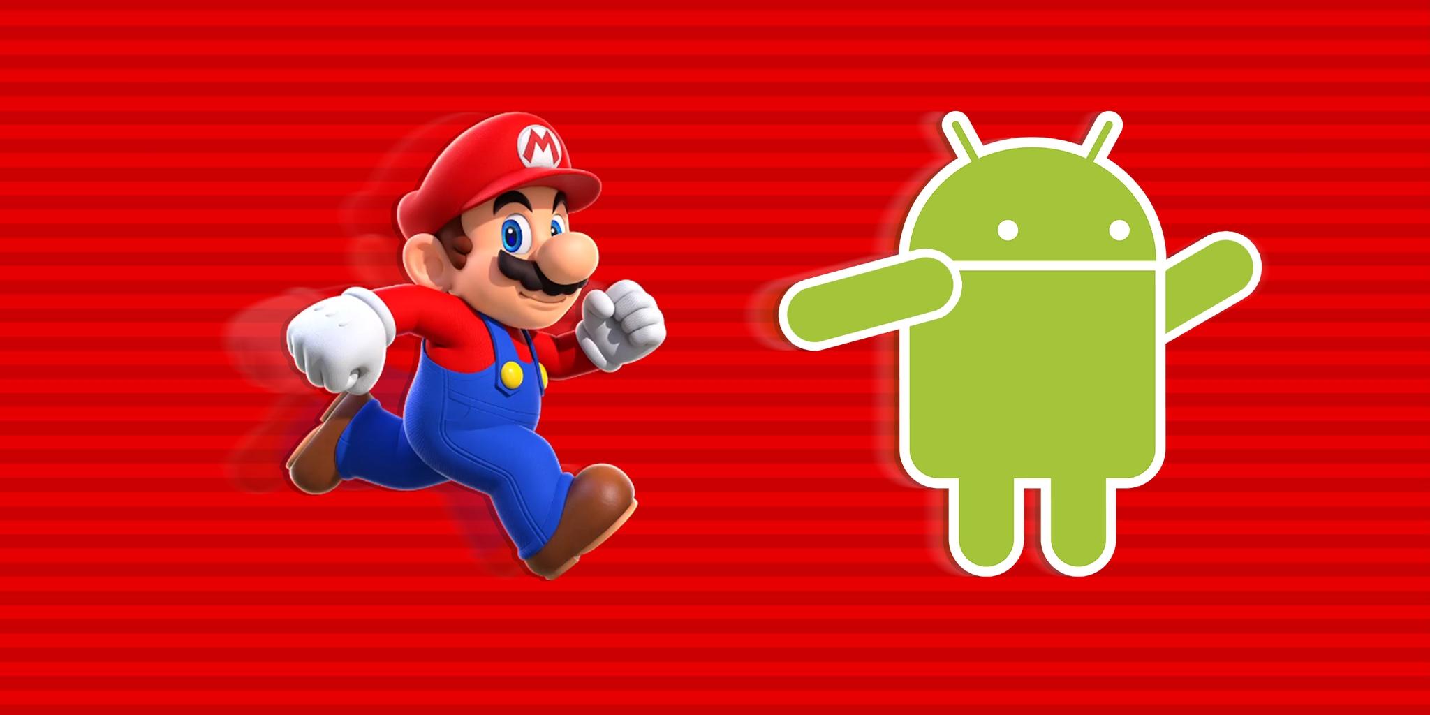 تحميل لعبة سوبر ماريو الشهيرة للهواتف