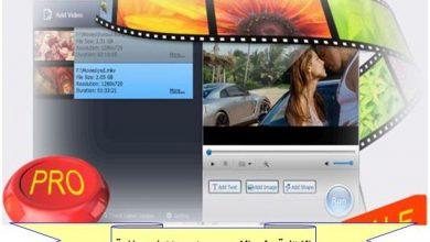 Photo of برنامج Video Watermark للكتابة على الفيديو