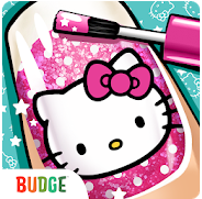 Photo of أروع لعبة للبنات صالون تجميل الاضافر للهواتف Hello Kitty