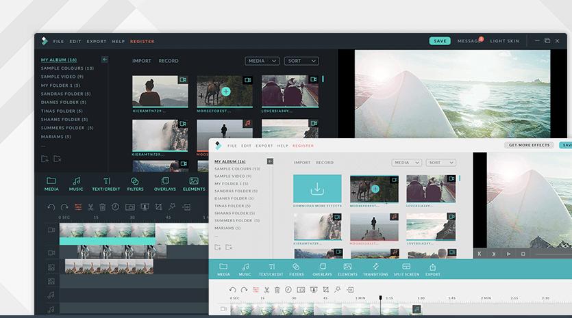 تحميل برنامج فيلمورا Filmora  2022 أخر الاصدار برابط مباشر