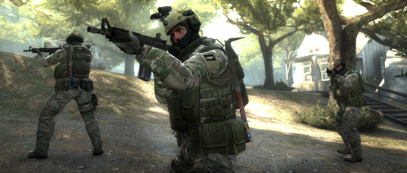 تحميل لعبة كونتر سترايك Counter Strike أحدث إصدار