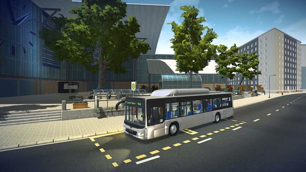 تحميل لعبة قيادة الباصات 16 Bus Simulator للكمبيوتر