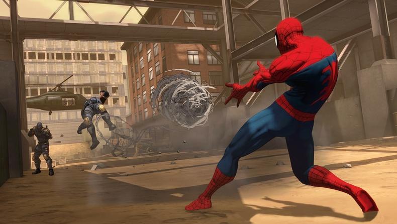 تحميل لعبة سبايدر مان Spider man 6 للكمبيوتر من رابط مباشر