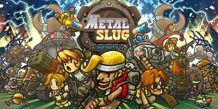 تحميل لعبة حرب الخليج  4 Metal Slug للكمبيوتر من رابط مباشر