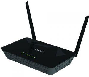 Configure the netgear router settings