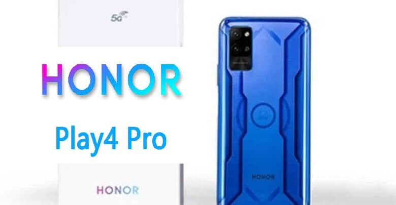 Honor announces the official date for announcing the new Play 4 and Play 4 Pro phones