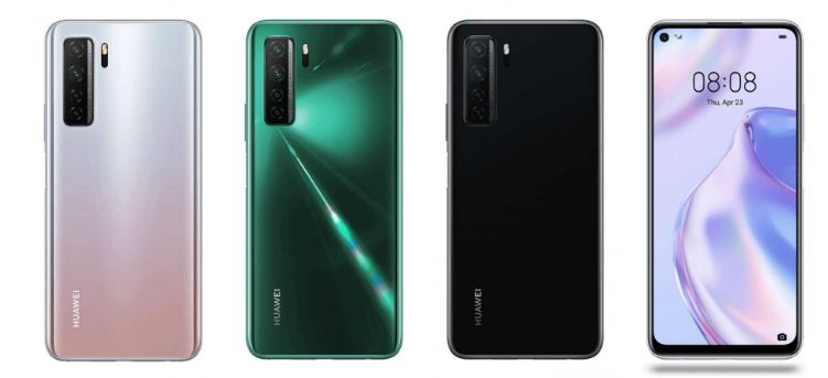 Huawei launches its new phone in Europe – Huawei P40 Lite 5G