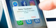 كيفية استرجاع حساب فيسبوك محذوف
