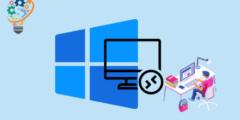 شرح تفعيل وتمكين Remote Desktop على ويندوز 11