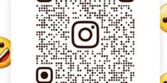 كيفية إنشاء رمز QR على انستجرام