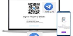 كيفية فتح تليجرام ويب على الكمبيوتر والهاتف