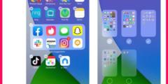 كيفية حذف التطبيقات من الشاشة الرئيسية للايفون