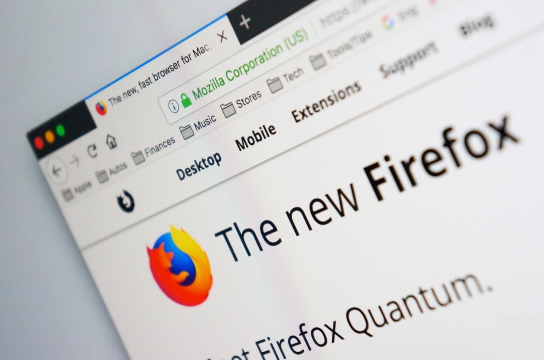 سيصبح Mozilla Firefox بنقرة واحدة فقط على أجهزة الكمبيوتر
