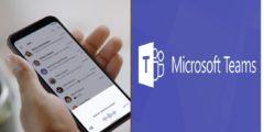 كيفية استخدام Cortana في Microsoft Teams على iOS و Android