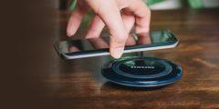 طريقة إضافة الشحن اللاسلكي لأي هاتف